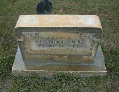LONG  , GEORGE HOWARD  (VETERAN, DNB) - Hamilton County, Kansas | GEORGE HOWARD  (VETERAN, DNB) LONG   - Kansas Gravestone Photos