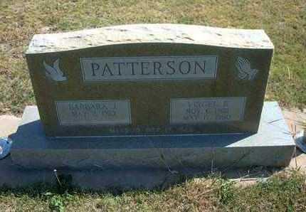 PATTERSON, VIRGEL R. - Hamilton County, Kansas | VIRGEL R. PATTERSON - Kansas Gravestone Photos