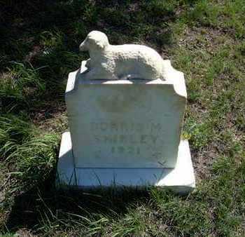SHIRLEY, DORRIS MAE - Hamilton County, Kansas   DORRIS MAE SHIRLEY - Kansas Gravestone Photos