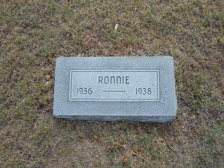 WINSHIP, RONNIE - Hamilton County, Kansas | RONNIE WINSHIP - Kansas Gravestone Photos
