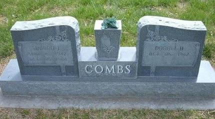 COMBS, SANDRA J - Kearny County, Kansas | SANDRA J COMBS - Kansas Gravestone Photos