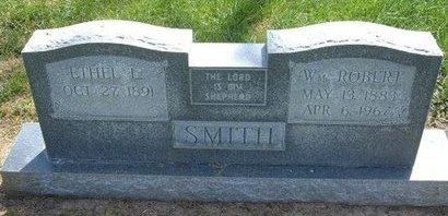 SMITH, WILLIAM ROBERT - Kearny County, Kansas   WILLIAM ROBERT SMITH - Kansas Gravestone Photos