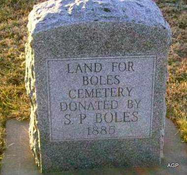 * MONUMENT, BOLES CEMETERY - Kiowa County, Kansas | BOLES CEMETERY * MONUMENT - Kansas Gravestone Photos