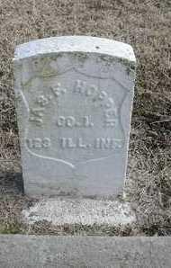 HILL, JAMES F  (VETERAN UNION) - Labette County, Kansas | JAMES F  (VETERAN UNION) HILL - Kansas Gravestone Photos