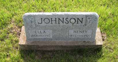 JOHNSON, WILLIAM HENRY - Leavenworth County, Kansas | WILLIAM HENRY JOHNSON - Kansas Gravestone Photos