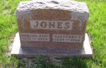 JONES, ARMELDA - Leavenworth County, Kansas | ARMELDA JONES - Kansas Gravestone Photos