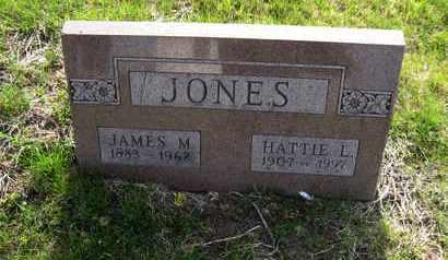 JONES, JAMES MONROE - Leavenworth County, Kansas | JAMES MONROE JONES - Kansas Gravestone Photos