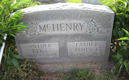 MCHENRY, LENA - Leavenworth County, Kansas | LENA MCHENRY - Kansas Gravestone Photos