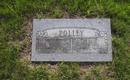 POLLEY, GRACE LUCILLE - Leavenworth County, Kansas | GRACE LUCILLE POLLEY - Kansas Gravestone Photos