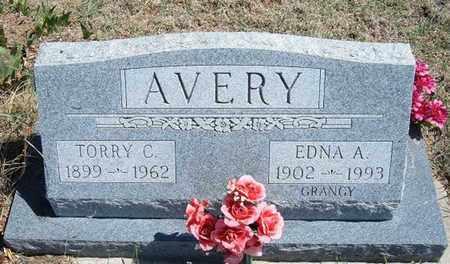 AVERY, TORRY C - Logan County, Kansas | TORRY C AVERY - Kansas Gravestone Photos