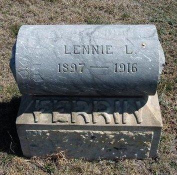 FERRIN, LENNIE L - Logan County, Kansas | LENNIE L FERRIN - Kansas Gravestone Photos