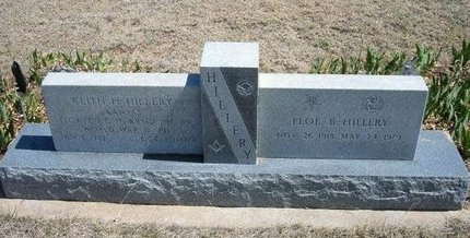HILLERY, KEITH H   (VETERAN WWII) - Logan County, Kansas | KEITH H   (VETERAN WWII) HILLERY - Kansas Gravestone Photos