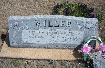 MILLER, VIRGINIA LEI - Logan County, Kansas   VIRGINIA LEI MILLER - Kansas Gravestone Photos