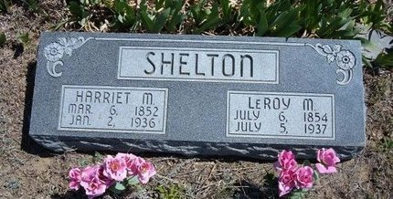 SHELTON, LEROY M - Logan County, Kansas | LEROY M SHELTON - Kansas Gravestone Photos