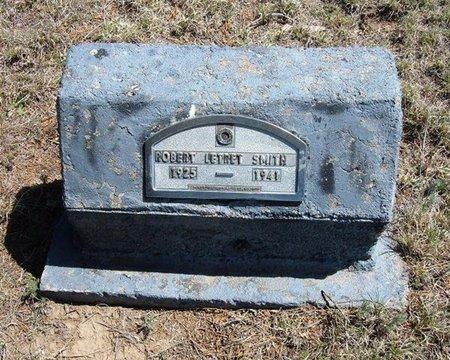 SMITH, ROBERT LETRET - Logan County, Kansas | ROBERT LETRET SMITH - Kansas Gravestone Photos