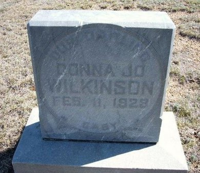 WILKINSON, DONNA JO - Logan County, Kansas   DONNA JO WILKINSON - Kansas Gravestone Photos