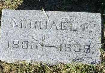 MACKEY, MICHAEL F - Marshall County, Kansas | MICHAEL F MACKEY - Kansas Gravestone Photos
