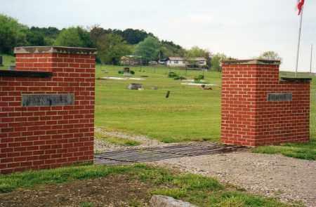 *ENTRANCE,  - Montgomery County, Kansas |  *ENTRANCE - Kansas Gravestone Photos