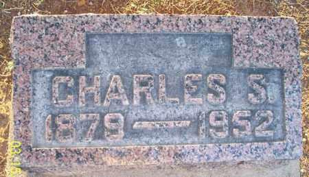 AKERES, CHARLES S. - Montgomery County, Kansas | CHARLES S. AKERES - Kansas Gravestone Photos