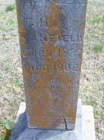 ANFIELD, C. H. - Montgomery County, Kansas | C. H. ANFIELD - Kansas Gravestone Photos