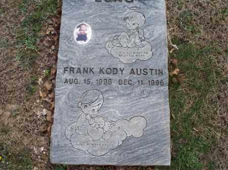 AUSTIN, FRANK KODY - Montgomery County, Kansas | FRANK KODY AUSTIN - Kansas Gravestone Photos