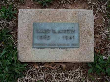 AUSTIN, MARY E. - Montgomery County, Kansas | MARY E. AUSTIN - Kansas Gravestone Photos