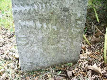 BAILEY, UNKNOWN - Montgomery County, Kansas | UNKNOWN BAILEY - Kansas Gravestone Photos