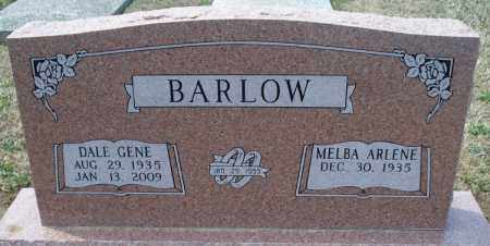 BARLOW, DALE GENE - Montgomery County, Kansas | DALE GENE BARLOW - Kansas Gravestone Photos