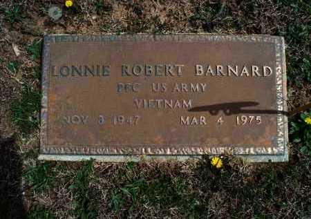 BARNARD, LONNIE ROBERT  (VETERAN VIET) - Montgomery County, Kansas | LONNIE ROBERT  (VETERAN VIET) BARNARD - Kansas Gravestone Photos
