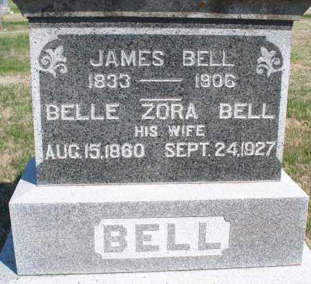 BELL, JAMES - Montgomery County, Kansas | JAMES BELL - Kansas Gravestone Photos