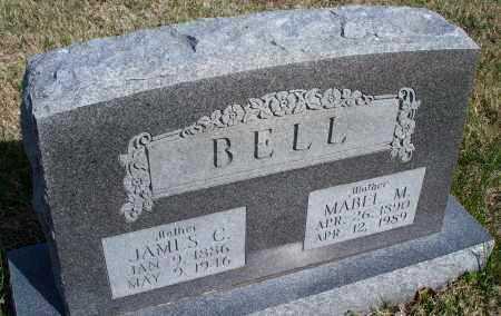BELL, JAMES C - Montgomery County, Kansas | JAMES C BELL - Kansas Gravestone Photos