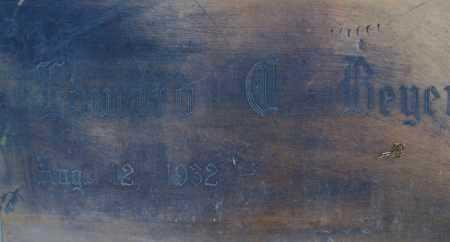 BEYEN, EDWARD C, JR - Montgomery County, Kansas   EDWARD C, JR BEYEN - Kansas Gravestone Photos