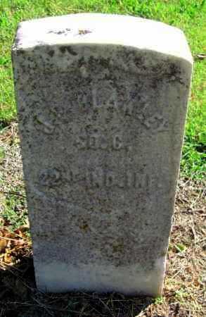BLAKELEY, J B   (VETERAN UNION) - Montgomery County, Kansas   J B   (VETERAN UNION) BLAKELEY - Kansas Gravestone Photos