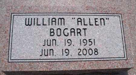 "BOGART, WILLIAM ""ALLEN"" - Montgomery County, Kansas 