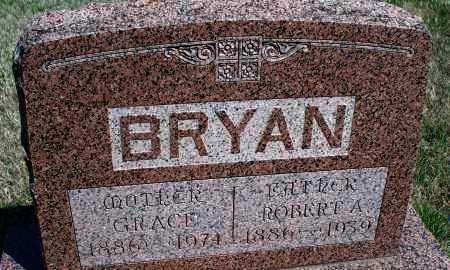 BRYAN, GRACE - Montgomery County, Kansas | GRACE BRYAN - Kansas Gravestone Photos