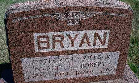 BRYAN, ROBERT A - Montgomery County, Kansas | ROBERT A BRYAN - Kansas Gravestone Photos
