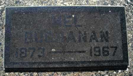 BUCHANAN, XXXMEL - Montgomery County, Kansas   XXXMEL BUCHANAN - Kansas Gravestone Photos