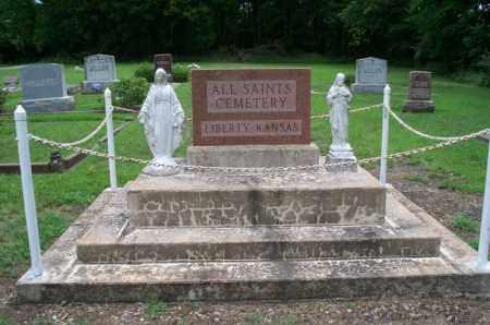 *NAME MARKER,  - Montgomery County, Kansas |  *NAME MARKER - Kansas Gravestone Photos