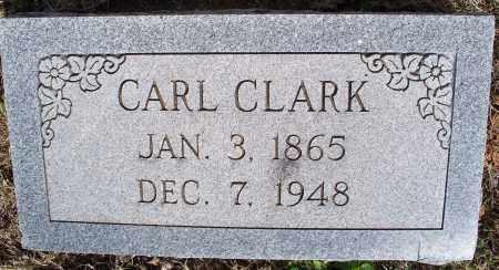 CLARK, CARL - Montgomery County, Kansas | CARL CLARK - Kansas Gravestone Photos