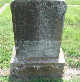 DODSON, LYDIA M. - Montgomery County, Kansas | LYDIA M. DODSON - Kansas Gravestone Photos