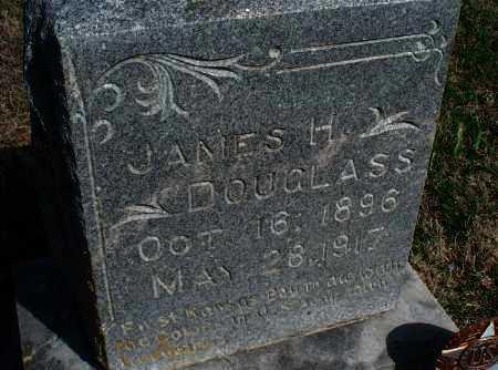 DOUGLASS, JAMES H. - Montgomery County, Kansas | JAMES H. DOUGLASS - Kansas Gravestone Photos