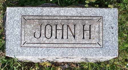 DOUGLASS, JOHN H. - Montgomery County, Kansas | JOHN H. DOUGLASS - Kansas Gravestone Photos