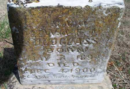 DOUGLASS, UNKNOWN - Montgomery County, Kansas | UNKNOWN DOUGLASS - Kansas Gravestone Photos