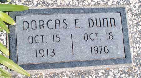 DUNN, DORCAS E. - Montgomery County, Kansas | DORCAS E. DUNN - Kansas Gravestone Photos