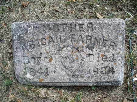 FARNER, ABIGAIL - Montgomery County, Kansas | ABIGAIL FARNER - Kansas Gravestone Photos