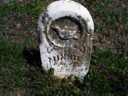FIELDS, MINNIE - Montgomery County, Kansas | MINNIE FIELDS - Kansas Gravestone Photos