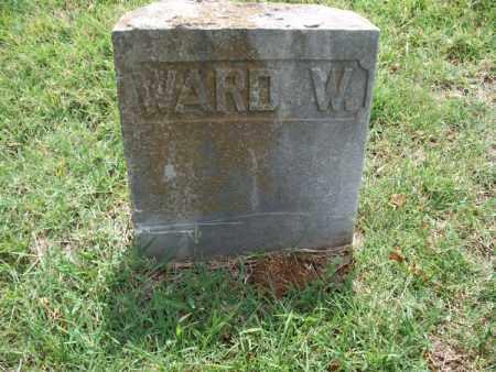GILLESPIE, WARD W - Montgomery County, Kansas | WARD W GILLESPIE - Kansas Gravestone Photos