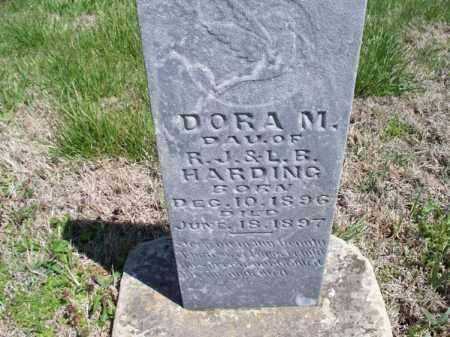 HARDKING, DORA M. - Montgomery County, Kansas | DORA M. HARDKING - Kansas Gravestone Photos
