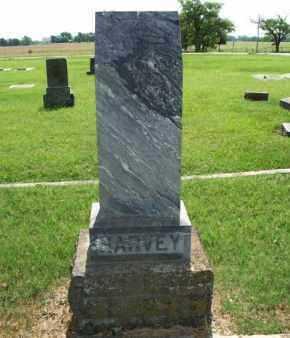HARVEY, UNKNOWN - Montgomery County, Kansas | UNKNOWN HARVEY - Kansas Gravestone Photos