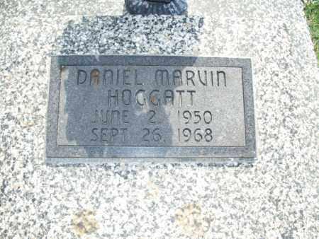 HOGGATT, DANIEL MARVIN - Montgomery County, Kansas   DANIEL MARVIN HOGGATT - Kansas Gravestone Photos